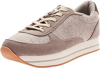 8e2d39c2 oodji Ultra Mujer Zapatos Deportivos de Materiales Combinados
