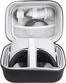 Oculus Go エチレン酢酸ビニルコポリマー製ハードトラベルケース キャリーバッグ 保護収納ボックス バーチャルリアリティヘッドセットとコントローラーアクセサリー
