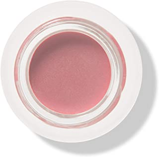 100% PURE Pot Rouge Blush (Fruit Pigmented), Baby Pink, Cream Blush, Luminous Finish, Easily Blendable, Made w/Rosehip Oil, Avocado Butter, Natural Makeup (Shimmery Soft Pink) - 1.7 oz