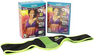 Zumba Fitness World Party Nintendo Wii U by Majesco
