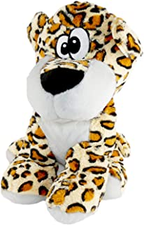 THE STOIC SQUIRREL Spotted Leopard with Funny Eyes Gift for Christmas Birthday or Because You Love Your Child