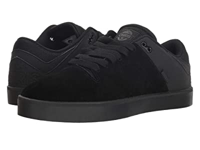 Osiris Techniq VLC (Black/Black/Black) Men