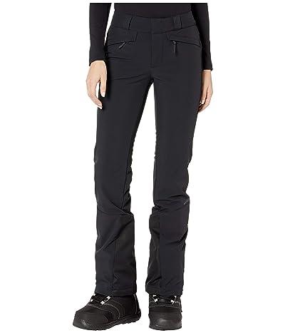 Spyder Orb Softshell Pants (Black) Women