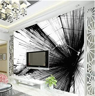 Large Custom Wallpaper Mural European Style Abstract Hand Painted Oil Painting Background Wall 3d-120cmx100cm