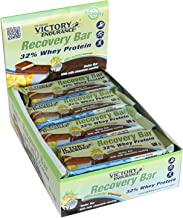 Weider Recovery Bar Flavor PiA a Colada Recovery Wafer bar with 32 Protein 12×50 g Estimated Price : £ 12,15