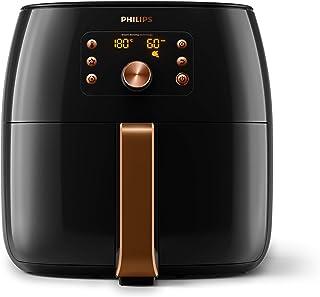 Philips Airfryer XXL - Smart-Sensing - 1400 g friet - 5 tot 6 personen - Tot 90% minder vet - Multifunctioneel - 5 Bakprog...