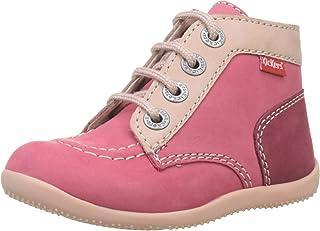 nouveaux produits chauds mignonne styles classiques Amazon.fr : Lacets - Bottes et bottines / Chaussures fille ...