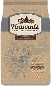 Country Vet Naturals Butcher Shop Blend Dog Food (35 lb.)