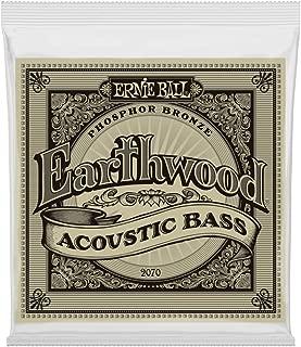Ernie Ball Earthwood Phosphor Bronze Acoustic Bass Set .045 - .095