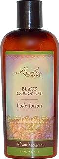 Kuumba Made, Lotion Black Coconut, 6.75 Fl Oz