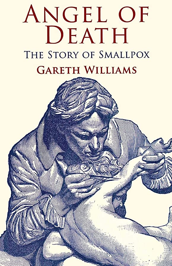 縁石蒸留する芸術的Angel of Death: The Story of Smallpox