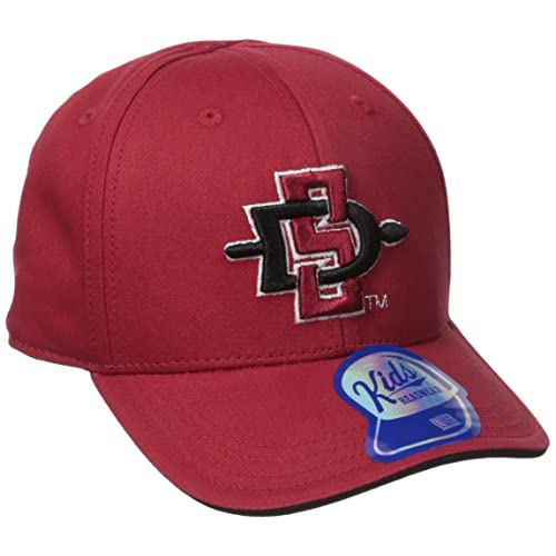 f46c7760 Outerstuff NCAA Boys Basic Structured Adjustable Hat