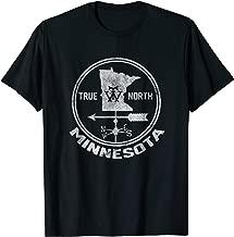 True North Minnesota Compass T-Shirt