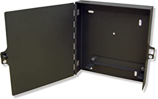 wall mount electronics enclosure