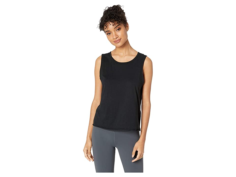 Beyond Yoga - Beyond Yoga All About It Cropped Tank Top