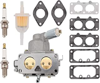 Carburetor For Briggs & Stratton 791230 799230 699709 499804 Carb 20HP 21HP 23HP 24HP 25HP intek V-twin Engine Carb
