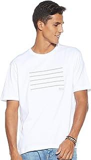 Hugo Boss Men's 50404422 T-Shirts