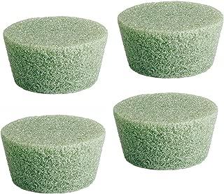 Round Green Floral Foam (Green)