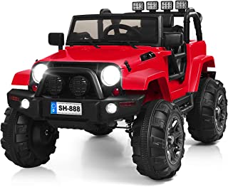Best electric ride on cars with remote control Reviews