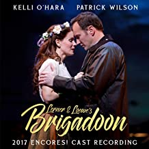 Brigadoon New York City Center 2017 Cast Recording