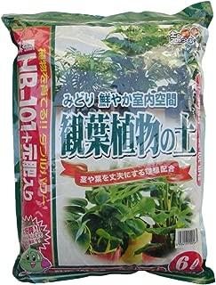 HB101顆粒入り 観葉植物の土 6L