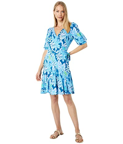 Lilly Pulitzer Kessler Wrap Dress