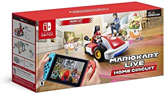 Mario Kart Live: Home CircuitMario Set - Nintendo Switch Games and Software
