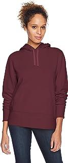 comprar comparacion Amazon Essentials – Sudadera de tejido de rizo francés con capucha y forro polar para mujer