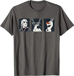 Disney Frozen 2 Kristoff, Sven, and Olaf T-Shirt