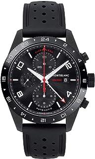 Montblanc - TimeWalker Reloj de Hombre automático 43mm Correa de Cuero 116101