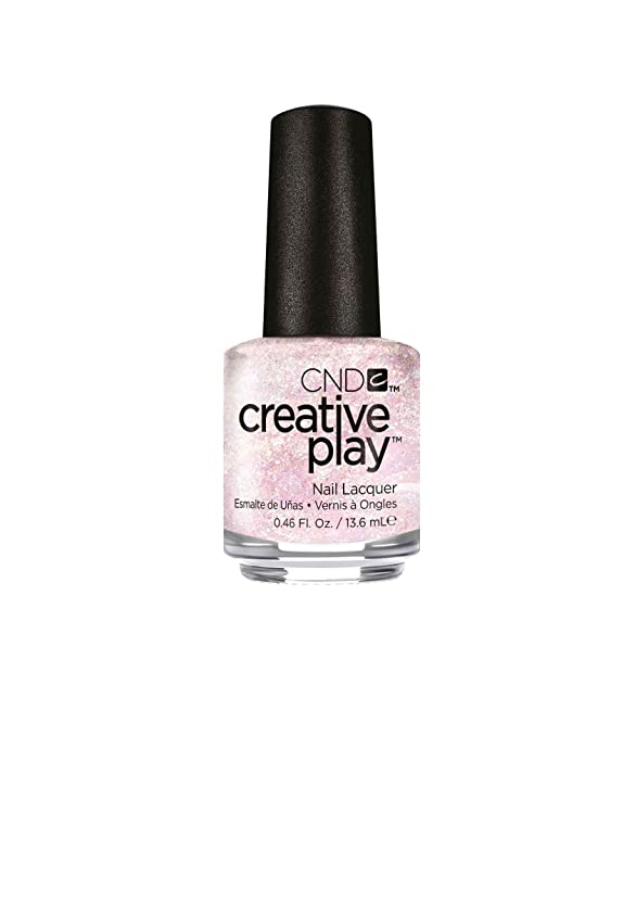 大腿ストライプ討論CND Creative Play Lacquer - Tutu Be or Not To Be - 0.46oz / 13.6ml