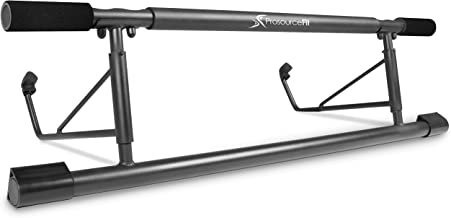 ProsourceFit Foldable Pull Up Bar/Doorway Trainer for Multi Use Fitness & Home Gym Exercise