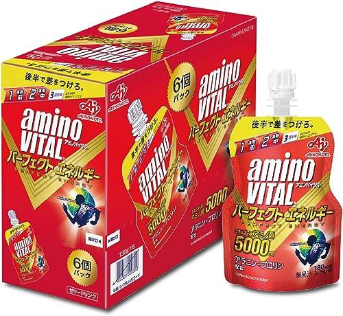 味の素 アミノバイタル ゼリードリンク パーフェクトエネルギー
