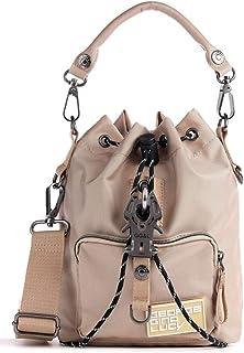 George Gina & Lucy Re-Nylon Sacxy Bucket Bag beige