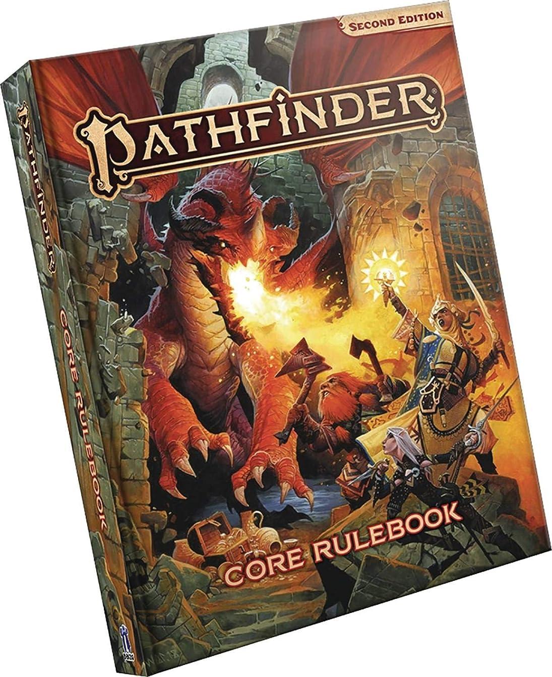 臭い悪性のかもめPathfinder Core Rulebook (P2)