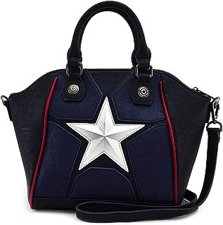 Loungefly x Marvel Captain America Cosplay Crossbody Bag MVTB0040