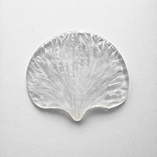 Hibiscus flower petal Resin mold universal venation for leaves and petals