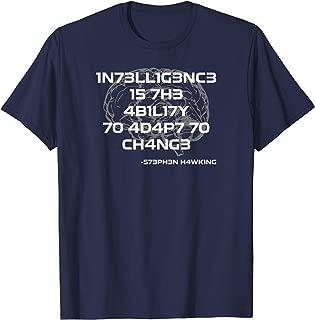 Intelligence Is T-shirt