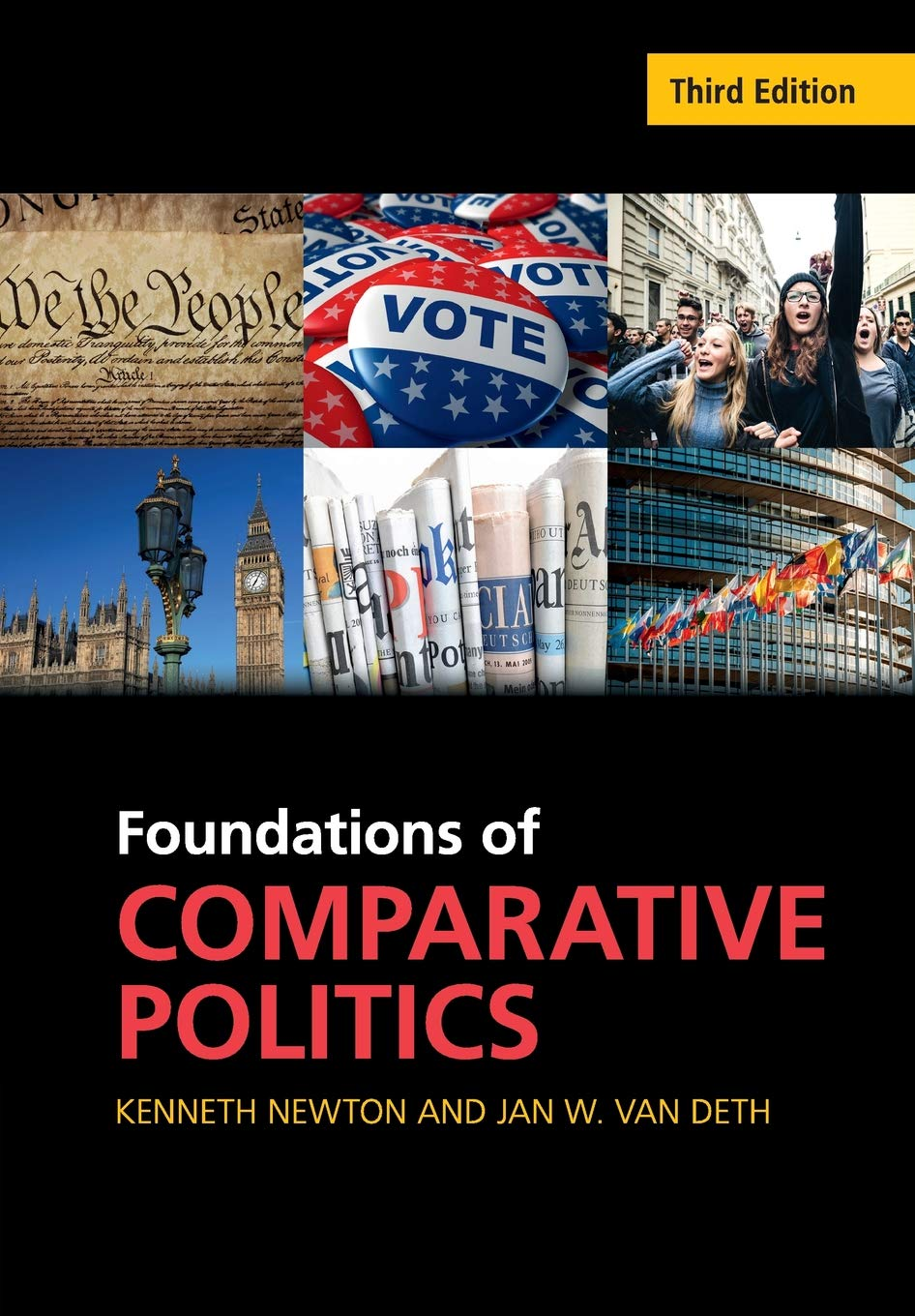 Image OfFoundations Of Comparative Politics