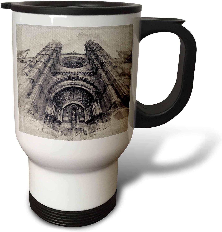 3dRose Travel Mug, 10.5