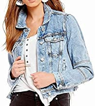 Free People Women's Rumors Denim Jacket