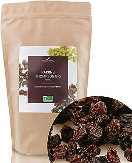 Raisins Thompson BIO - Fruits séchés en vrac - 1kg