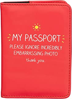 funny passport holder