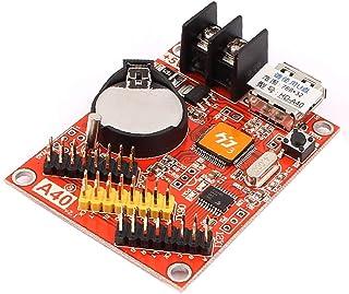 X-DREE HD-A40 USB Port 3 Row U-disk LED Screen Display Control Card P10 Module (69392dfe-a222-11e9-8d7c-4cedfbbbda4e)