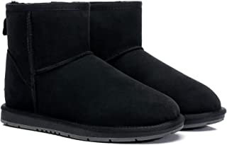 UGG Boots Australian Sheepskin Unisex Mini Classic Women's Men's Shoes