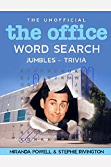 The Unofficial The Office Word Search - Jumbles - Trivia Paperback