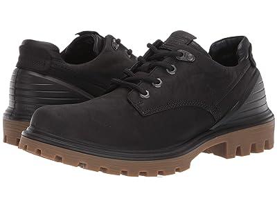 ECCO Tred Tray Waterproof Low Hydromax (Black/Black) Men