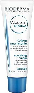Bioderma Atoderm Nutritive Nourishing Cream for Dry to Very Dry Sensitive Skin, 40 ml