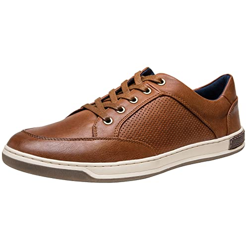 fashion style separation shoes later Men's Casual Brown Shoes: Amazon.com