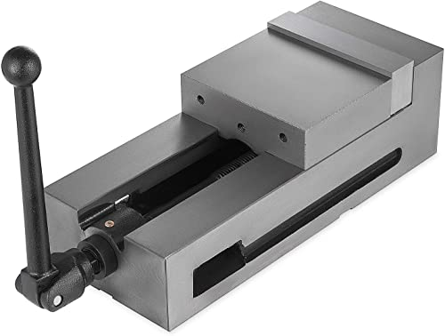 wholesale Mophorn High Precision Milling Vice 6 Inch,Bench Clamp Vise Nodular Cast Iron Material,Flat high quality Clamp Vise Mill Vise popular for Milling Drilling Machine and Precision Parts Finishing online